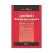 Codul fiscal si Normele metodologice - actualizat 29 mai 2014