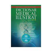 Dicţionar medical ilustrat de la A la Z - Anatomie și fiziologie, boli, medicamente, nutriție, tehnici terapeutice