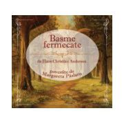 Basme fermecate povestite de Margareta Paslaru (CD)