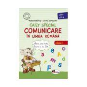 Caiet special de comunicare in limba romana pentru clasa I (Elefantelul)