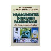 Managementul ingrijirii pacientului