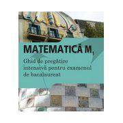 Matematica M1. Ghid de pregatire intensiva pentru examenul de bacalaureat 2015