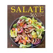 Salate. 365 de reţete