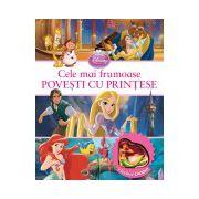 Cele mai frumoase povești cu prințese (conține o jucărie cadou)