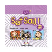Curs limba engleza Set Sail 2 DVD