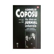 File dintr-un jurnal interzis - Corneliu Coposu - 1936-1947, 1953, 1967-1983