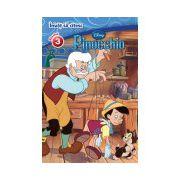 Învăţ să citesc. Pinocchio