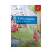 Limba engleza caiet pentru clasa a V-a