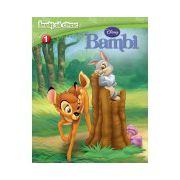 Învăț să citesc. Bambi