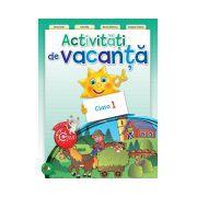Activități de vacanță (clasa I)