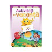Activități de vacanță (clasa a III-a)