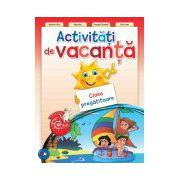 Activități de vacanță (clasa pregătitoare)
