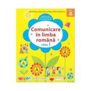 Comunicare in limba romana. Manual pentru clasa 1. Partea I si partea a II-a - Victoria Padureanu