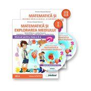 MATEMATICĂ ŞI EXPLORAREA MEDIULUI MANUAL PENTRU CLASA A II-A (ediție tipărită+ediție digitală)