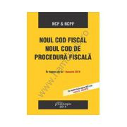 Noul Cod fiscal si noul Cod de procedura fiscala