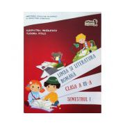 Limba si literatura romana manual pentru clasa a III-a, semestrul 1