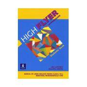 High Flyer. Intermediate. Students' Book. Manual de limba engleza pentru clasa a VII-a