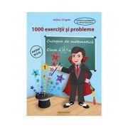 1000 exerciții și probleme Clasa a II-a - Culegere de matematică