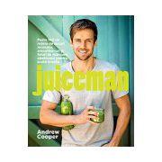 Juiceman - Contine peste 100 de retete de sucuri aromate, smoothie-uri si feluri de mancare sanatoase pentru toata familia