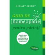 Ghid de homeopatie pentru părinți