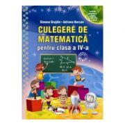 Culegere de matematica pentru clasa a IV-a
