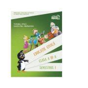 Educatie civica, clasa a III-a, semestrul I (contine CD)