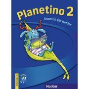 Planetino 2, Arbeitsbuch