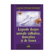 Legende despre animale salbatice, domestice si de ferma