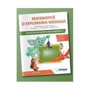 Matematica si explorarea mediului, caietul elevului pentru clasa pregatitoare