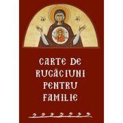 Carte de rugăciuni pentru familie