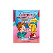 Culegere de matematică pentru copii isteţi. Clasa a IV-a