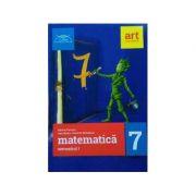 Matematica culegere pentru clasa a VII-a - Colectia, clubul matematicienilor - Semestrul I