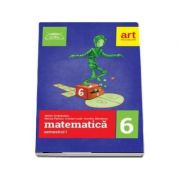 Clubul matematicienilor. Matematica pentru clasa a VI-a, semestrul I (2017)