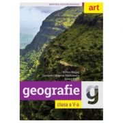 GEOGRAFIE. Clasa a V-a. MANUAL