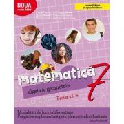 Matematică. Algebră, geometrie. Caiet de lucru. Clasa a 7-a. Partea a II-a. Consolidare