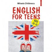 English for Teens. Age (13-15)