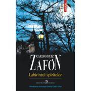 Labirintul spiritelor -  Carlos Ruiz Zafón