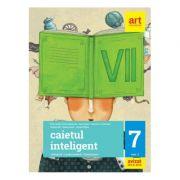 Caietul inteligent pentru clasa a VII-a, semestrul II. Literatura. Limba romana. Comunicare