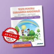 Matematică şi explorarea mediului - Teste pentru evaluarea naţională clasa a II‑a