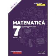 Matematică. Algebră, geometrie. Clasa a VII-a. Consolidare. Partea a II-a