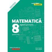 Matematică. Algebră, geometrie. Clasa a VIII-a. Consolidare. Partea a II-a