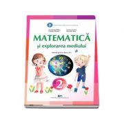 Matematica si explorarea mediului, manual pentru clasa a II-a - Constanta Balan, Nicoleta Stan