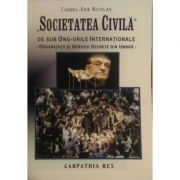 """Societatea Civila"" de sub ONG - urile Internationale"