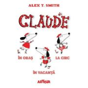 Box set CLAUDE. Volumele 1-3
