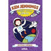 Cărțile micului geniu: Spațiul cosmic - Ken Jennings