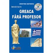 Greaca Fara Profesor (contine CD)