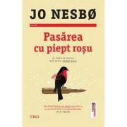 Pasărea cu piept roșu - Jo Nesbø