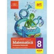Matematica. Evaluarea nationala 2020, teme, probleme si teste de verificare - Clubul matematicienilor - (Marius Perianu)