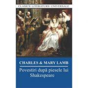 Povestiri după piesele lui Shakespeare