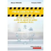 2700 de exerciţii tip grilă (limba română – limba engleză) pentru admiterea în şcolile de agenţi de poliţie şi subofiţeri M.A.I.